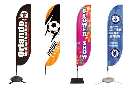 Flag Banner Bases Parts Feather Banners Feather Flags Custom Feather Flags