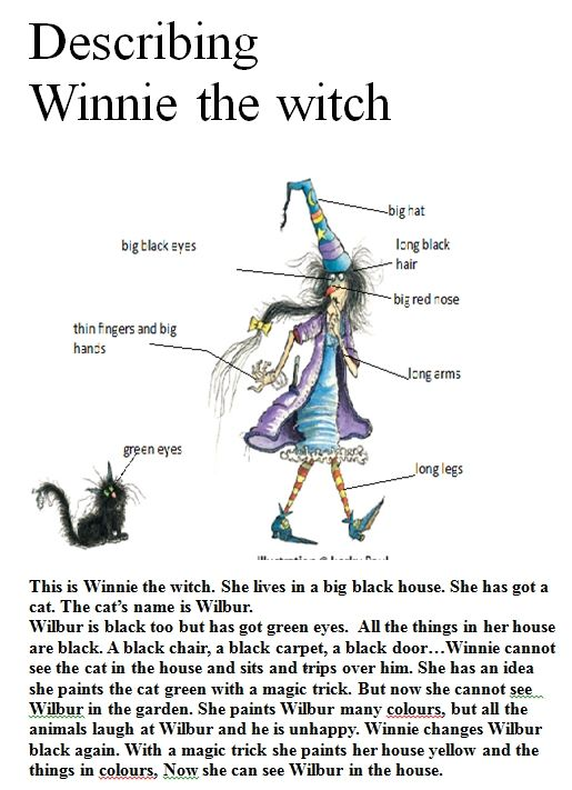winni the witch