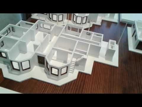 How To Build A Foam Board House Part 1 Youtube Foam Board Foam Making A Model
