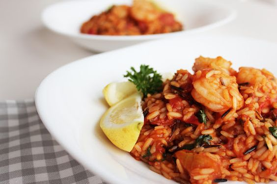 little.empty.room: FOODFEVER . paella