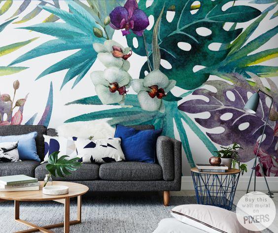 Pixer orchid wallpaper