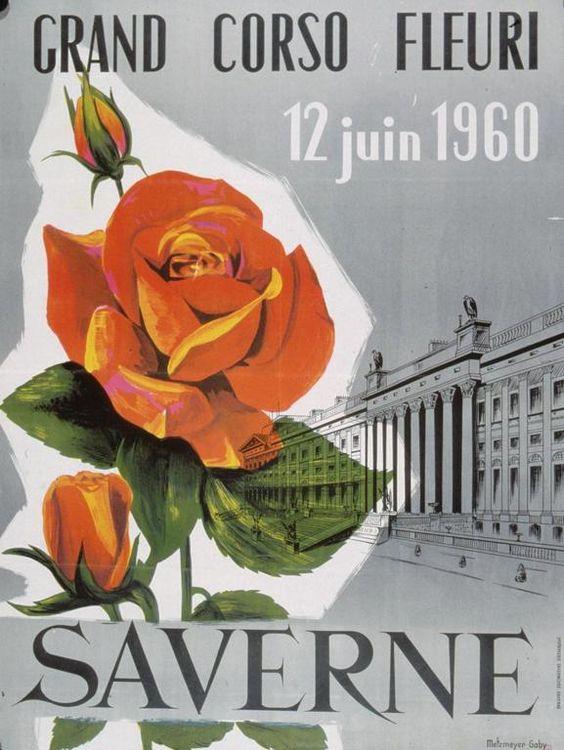 Saverne Grand corso 1960