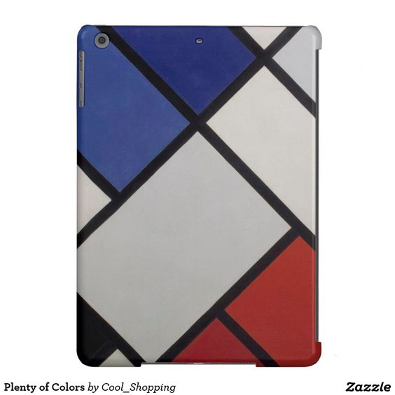 Plenty of Colors Case For iPad Air