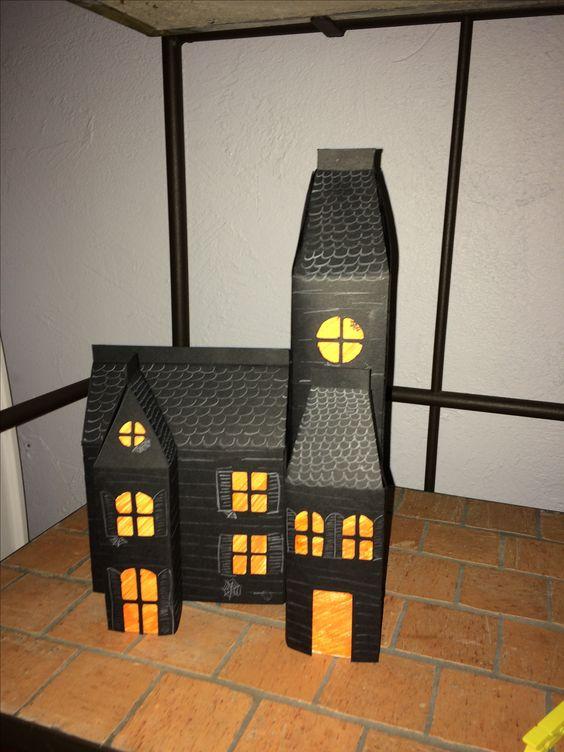 Maison hantée Halloween 🎃👻