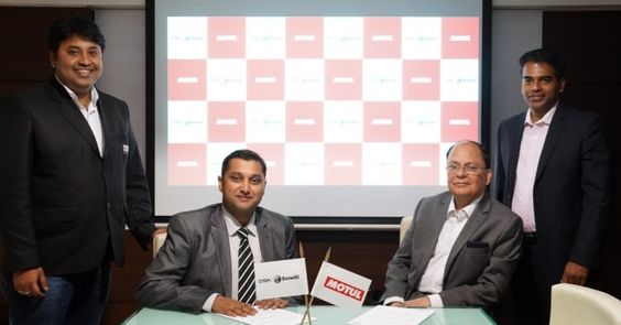 Motul announced as lubricant partner for DSK Benelli motorcycles - autoX
