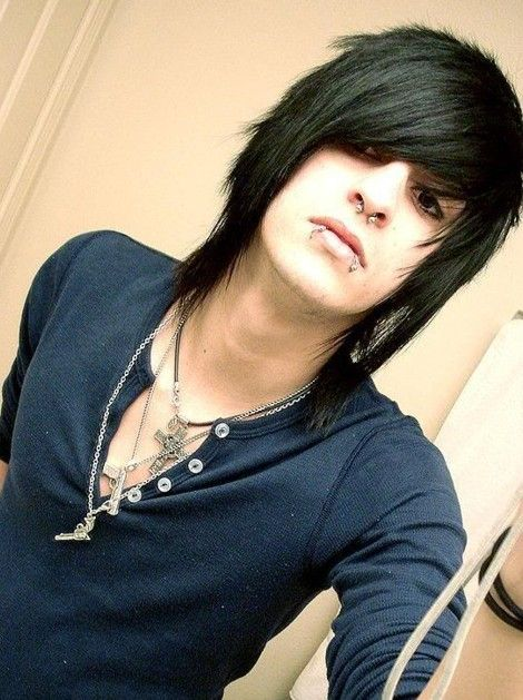 Groovy Emo Emo Hairstyles And Scene Haircuts On Pinterest Short Hairstyles For Black Women Fulllsitofus