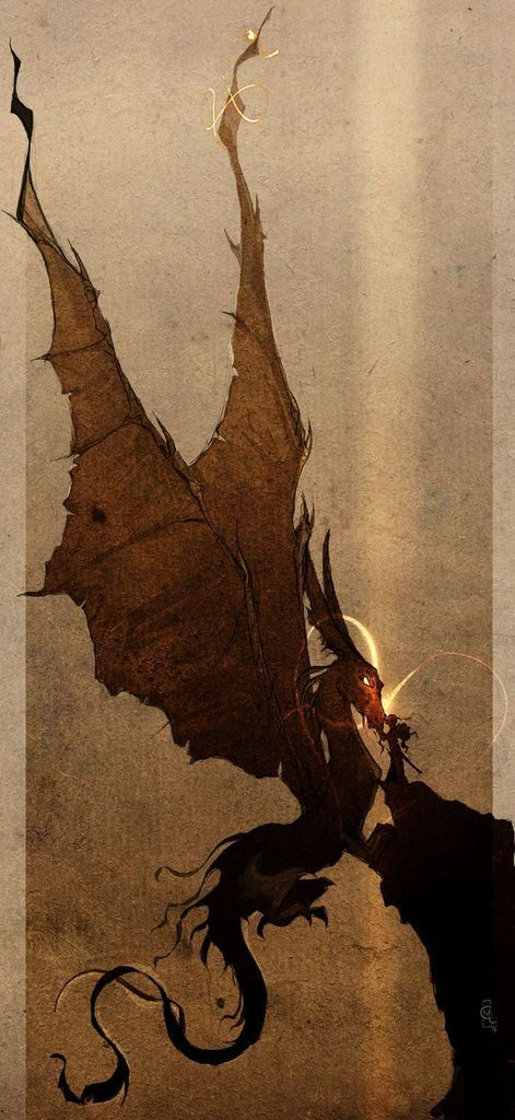 The Love of a good Dragon | We Heart It