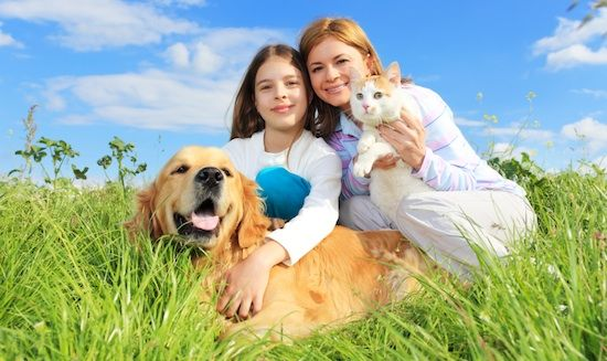 Tips for staying green when it comes to your pet.