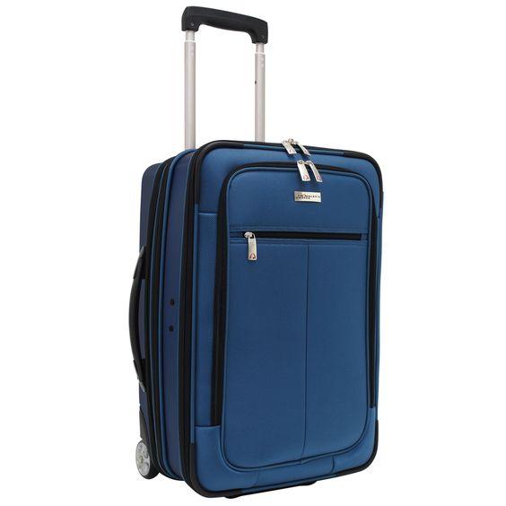 Traveler's Choice Siena 21-inch Hybrid Garment Bag Carry On ...