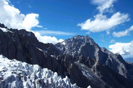 Snow Mountain of Lijiang