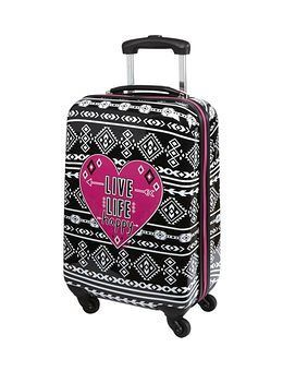 Girls Hard Suitcase | Luggage And Suitcases