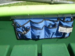 Tool bag for fishing tackle and gear