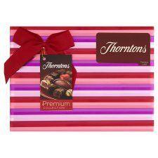 Thorntons Premium Chocolate Gift Box 200g