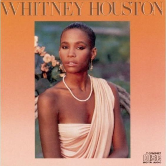 Whitney Houston-Whitney Houston #1stalbum