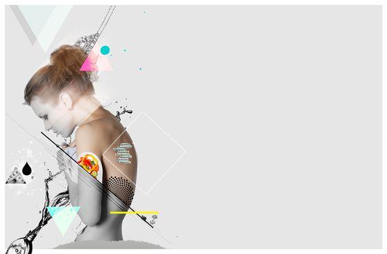 Arte transtornos alimenticios, revista Veintitantos