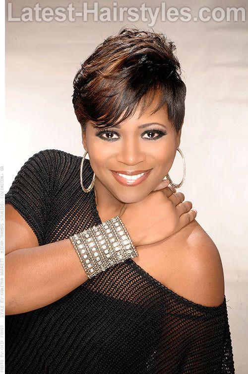 Magnificent Short Hairstyles Black Women And Hairstyles For Black Women On Hairstyles For Women Draintrainus