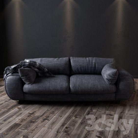 Sofa Gray