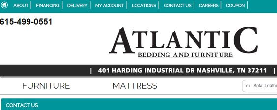 Bedding And Furniture Bed