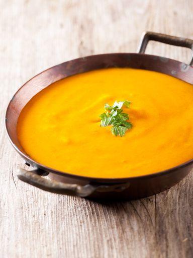 "Soupe de courge : Recette de Soupe de courge - Marmiton .................. #GlobeTripper® | https://www.globe-tripper.com | ""Home-made Hospitality"""