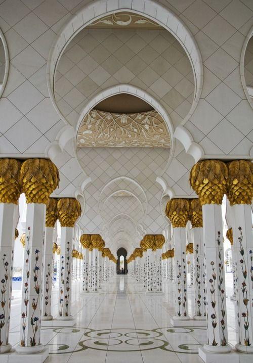 Mosque Abudhabi