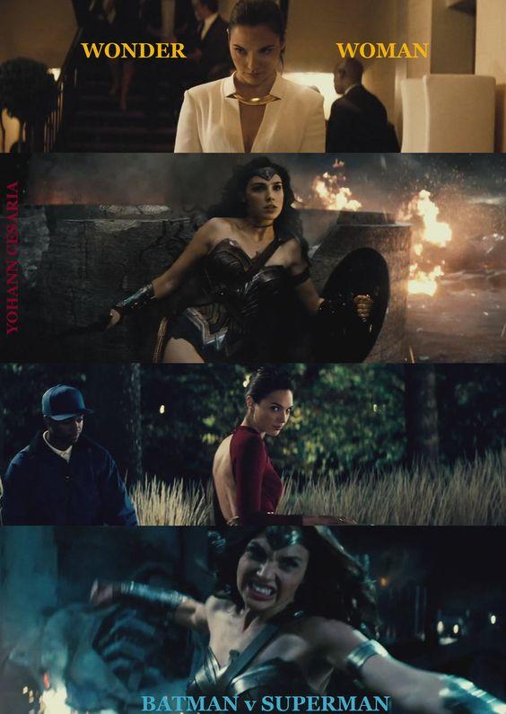WONDER WOMAN GAL GADOT BATMAN v SUPERMAN by Cesaria-Yohann on DeviantArt