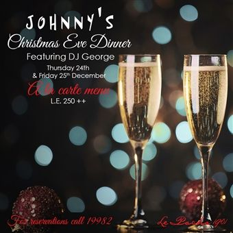 Christmas Eve @ Johnnys