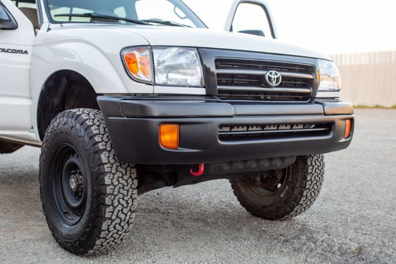 1st Gen 95 5 04 White Color Thread Post Here In 2020 Tacoma 4x4 Tacoma Toyota Tacoma