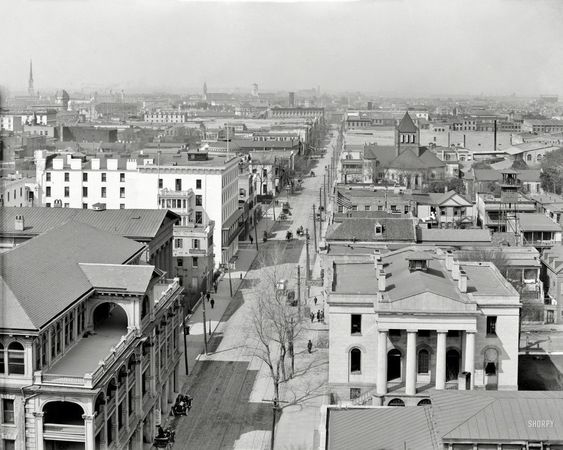 Look At Charleston South Carolina In 1911 Charleston South