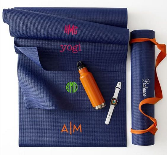 Yoga Mat and Carrier