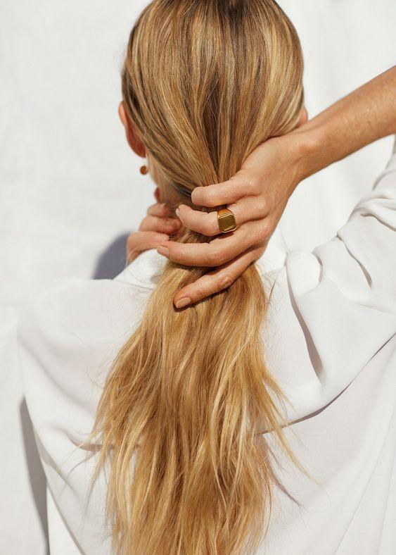 مراقبت از موی رنگ شده با محصولات اچ اس-خانومی