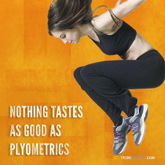 Nothing tastes as good as plyometrics #tribesports #jointhetribe #exercise #fitness