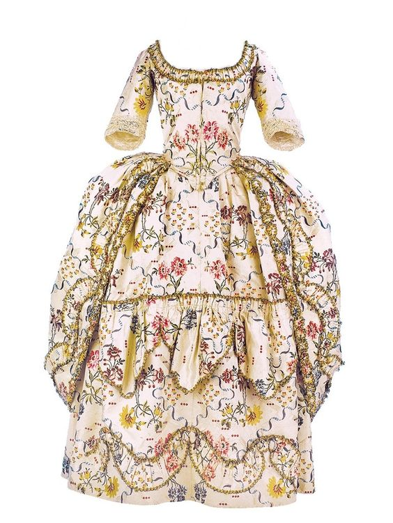 1700s gown