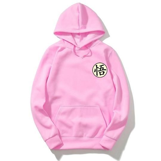 low priced new lower prices free delivery Autumn Winter Pink Hooded Sweatshirt Men/Women Japanese Anime ...
