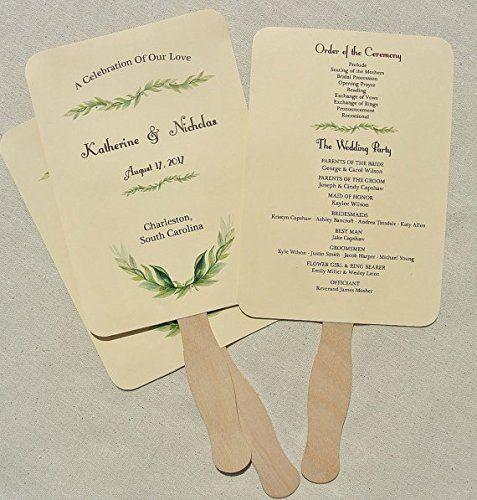 Amazon Com 200 Natural Wavy Jumbo Wood Fan Handles Wedding Fan Craft Sticks 8 Wavy Craft Sticks B Wedding Fans Wedding Reception Program Wedding Programs