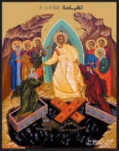De Opstanding van Christus is het centrale thema van de Orthodoxie en het middelpunt van haar ervaring ...