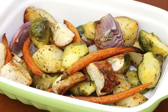 Roasted Vegetables_featured image