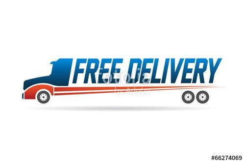 Free Delivery Truck Image Logo Vector Bus Illustration Icon Symbol Transport Design Travel Transporta Travel Light Packing Travel Design Car Travel