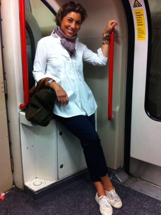 No metrô de Londres