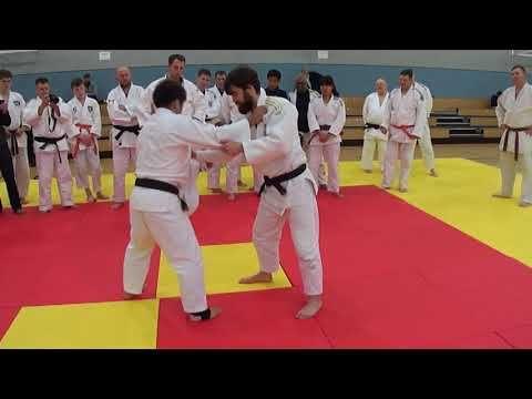 Shinjiro Sasaki Masterclass Hosted By Ultimate Judo Youtube Judo Master Class Boxing Workout