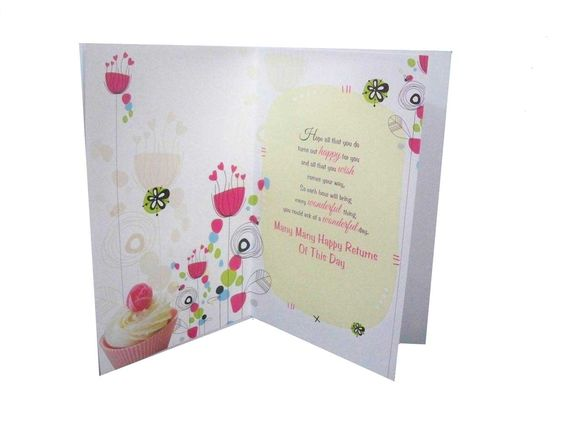 whats special about cake2you greetings cards is the simple thing that what we show is what we deiver..