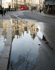 Reflection, London, England