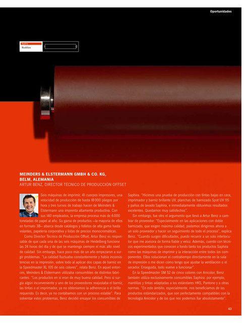 El placer de imprimir - Heidelberg News Online
