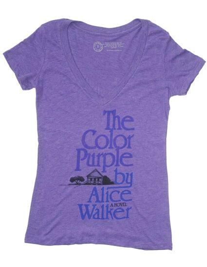 """The Color Purple"" tshirt."