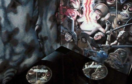 """Le Vinyle """"STUP RELIGION"""" 1ère édition   Stupeflip   Site officiel du Stup Crou"""