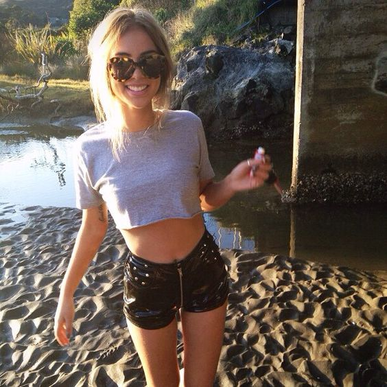 Girl/beach