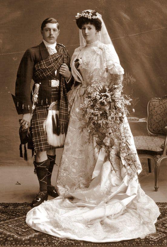 Wedding - 1906: