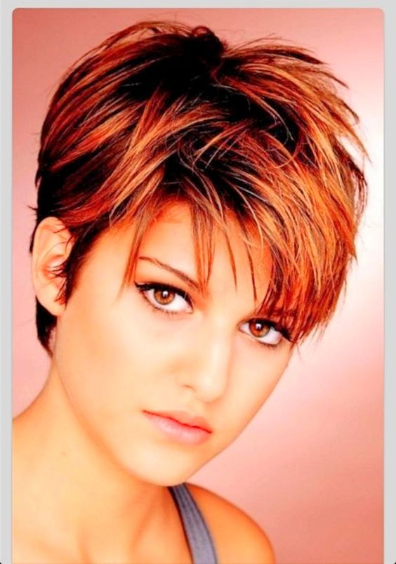 Astounding Round Faces Short Hairstyles And Hairstyles For Round Faces On Short Hairstyles Gunalazisus