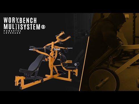 Powertec Multisystem All Exercises With Bodybuilder Kai Greene Youtube Gym Prices At Home Gym Exercise