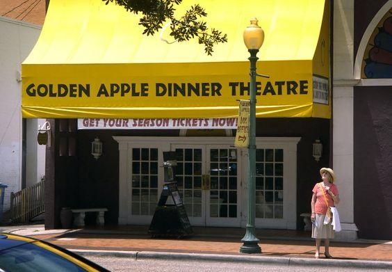 Sarasota Florida Golden Apple Dinner Theatre Sarasota Florida
