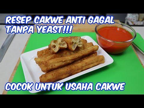 Resep Cakwe Anti Gagal Cocok Untuk Usaha Youtube Makanan Ringan Manis Resep Resep Makanan